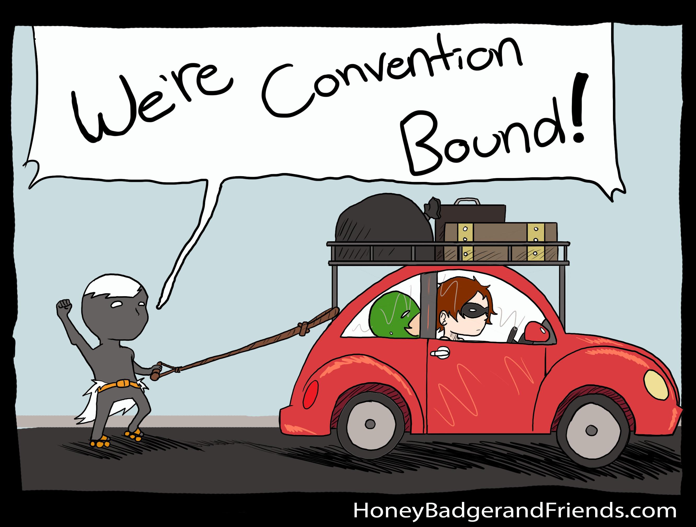 Con-ward Bound~