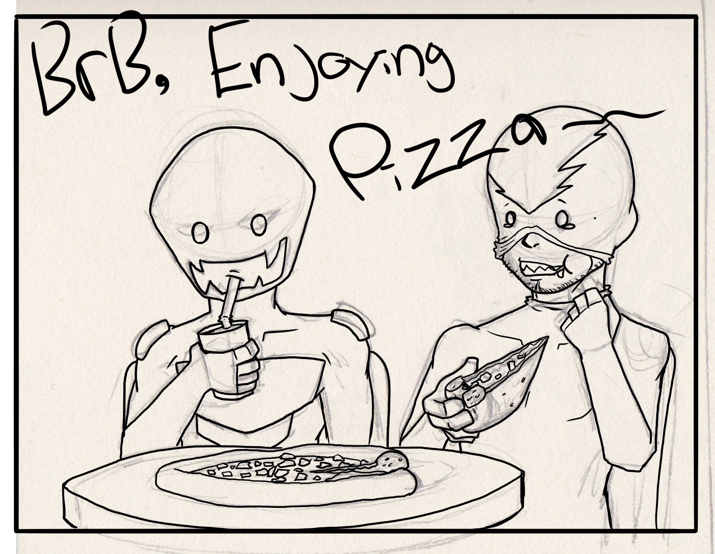That Pizza looks delicious